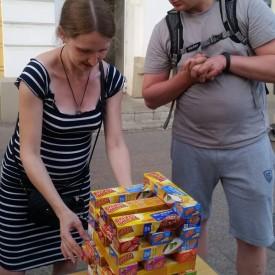 Дисконочь на Любинском