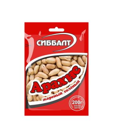 Арахис жареный 200 г