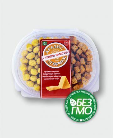 со вкусом сыра в корочке